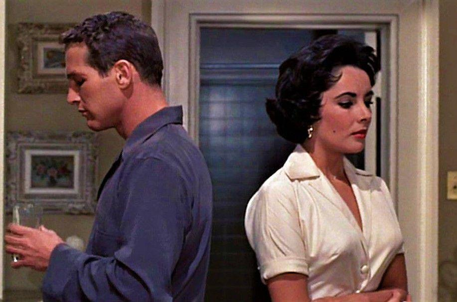 دانلود فیلم Cat On A Hot Tin Roof 1958