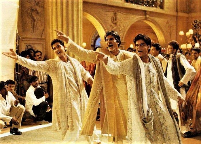 دانلود فیلم Kabhi Khushi Kabhie Gham 2001