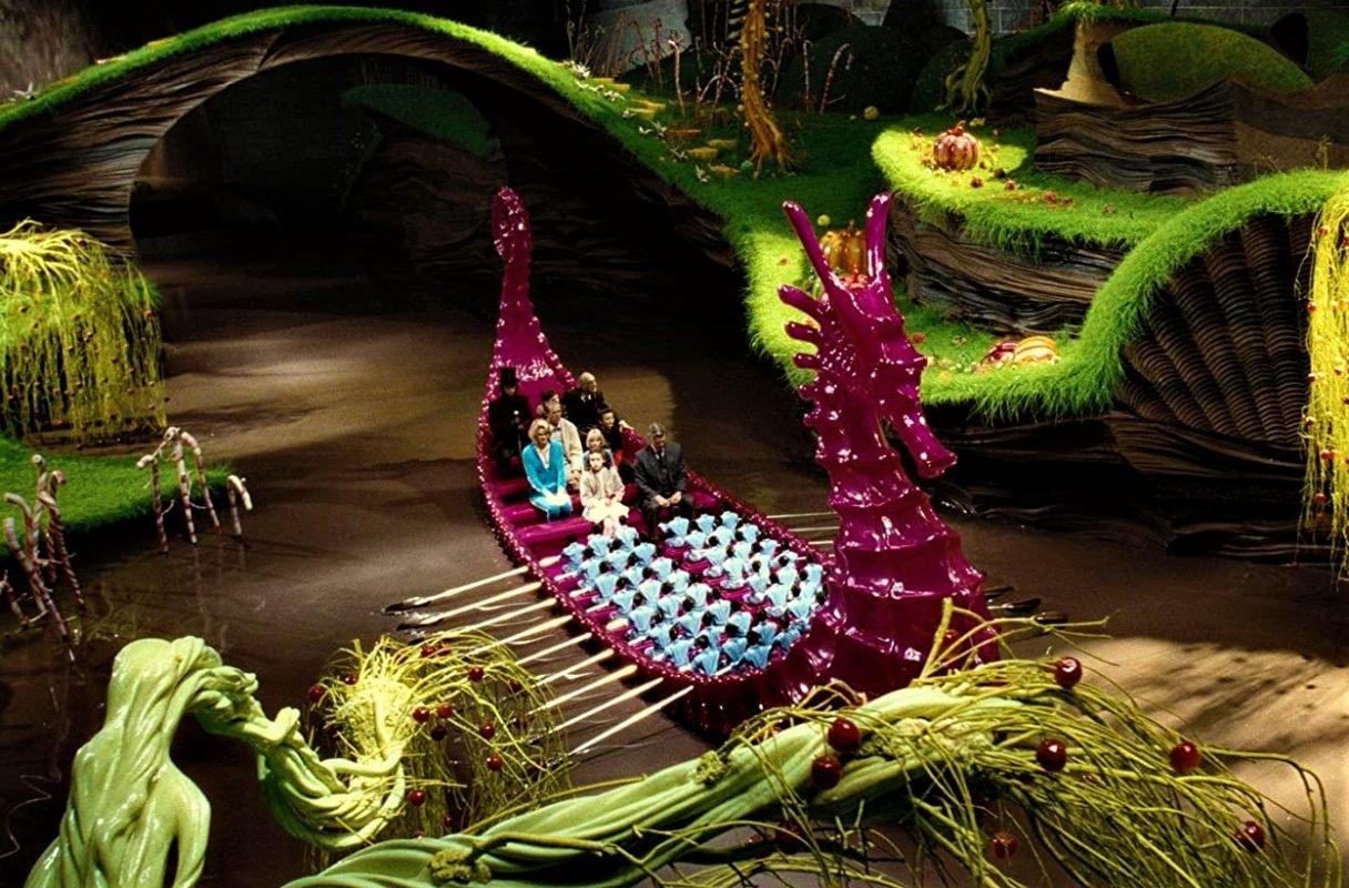 دانلود فیلم Charlie and the Chocolate Factory 2005 با دوبله فارسی