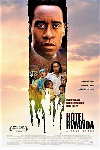 دانلود فیلم Hotel Rwanda 2004
