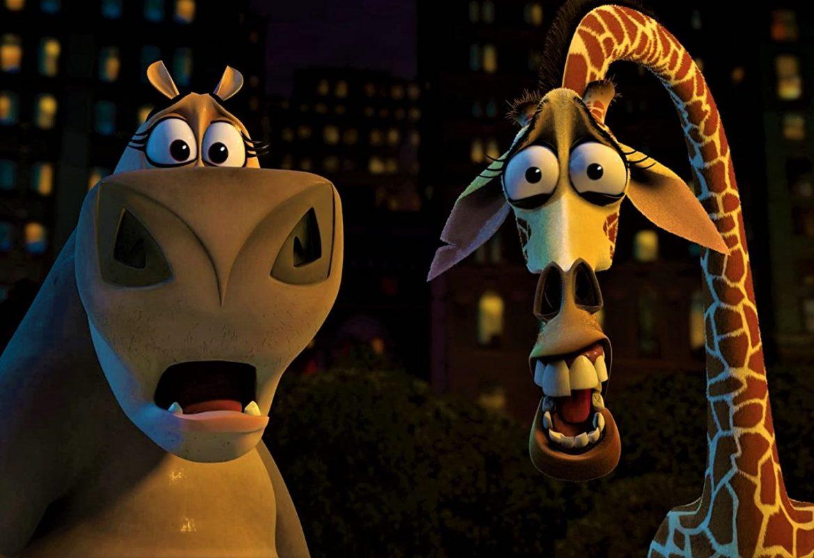 دانلود انیمیشن Madagascar 1 با دوبله فارسی