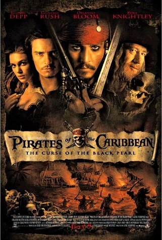 دزدان دریایی کارائیب 1