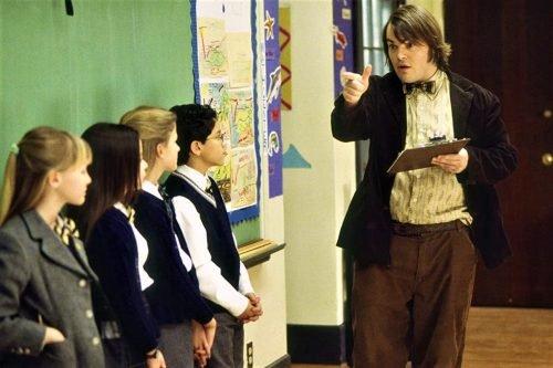 دانلود فیلم School of Rock 2003