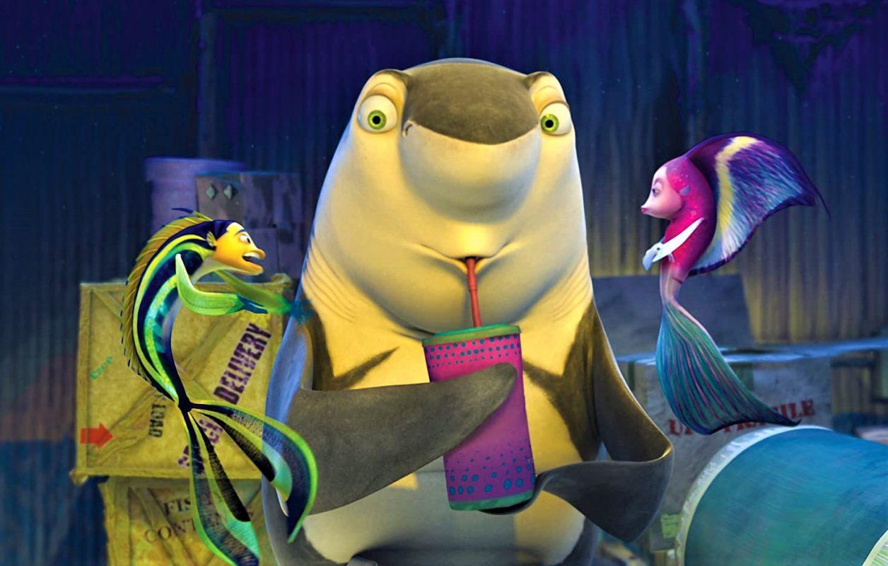 دانلود انیمیشن Shark Tale 2004