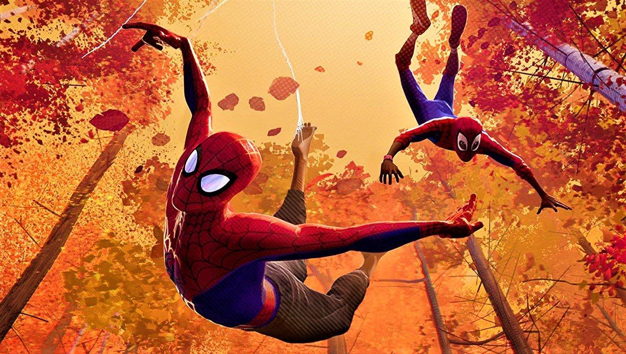 دانلود انیمیشن SpiderMan Into the SpiderVerse 2018