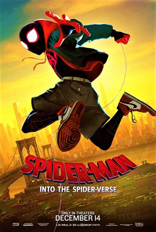 دانلود انیمیشن SpiderMan Into the SpiderVerse 2018