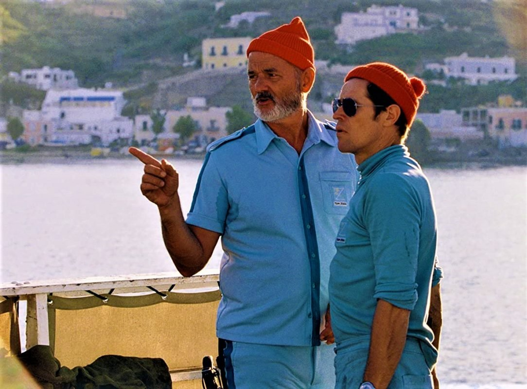 دانلود فیلم The Life Aquatic with Steve Zissou 2004