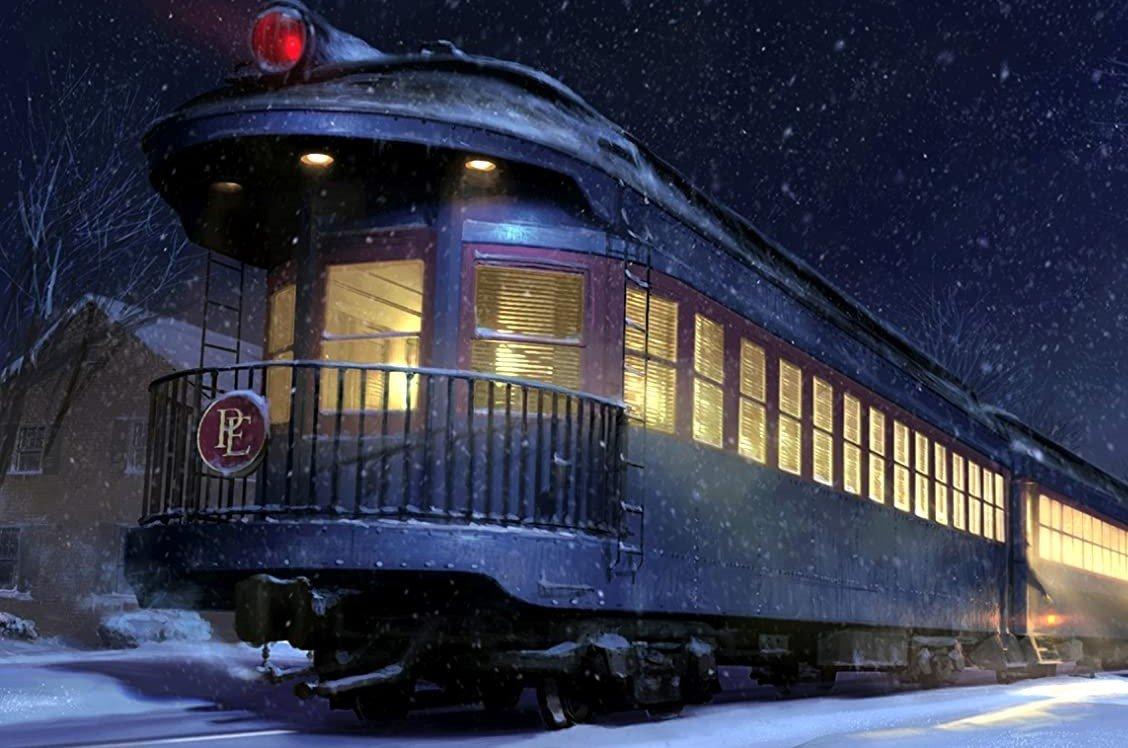 دانلود The Polar Express 2004 با دوبله فارسی