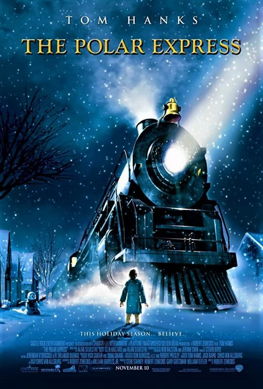 دانلود The Polar Express 2004