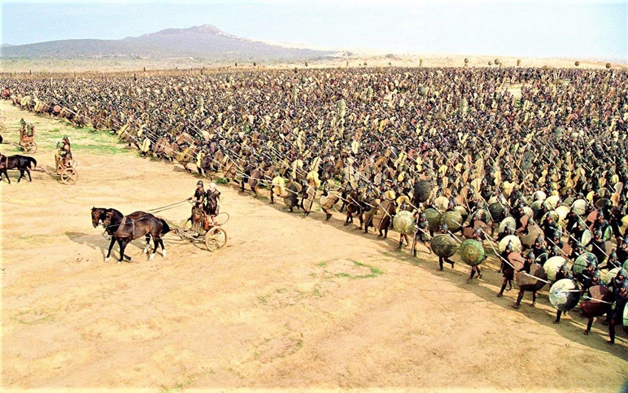 دانلود فیلم Troy 2004 با دوبله فارسی