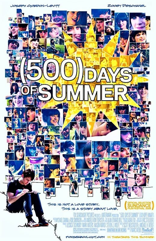 دانلود فیلم Five Hundred Days Of Summer 2009