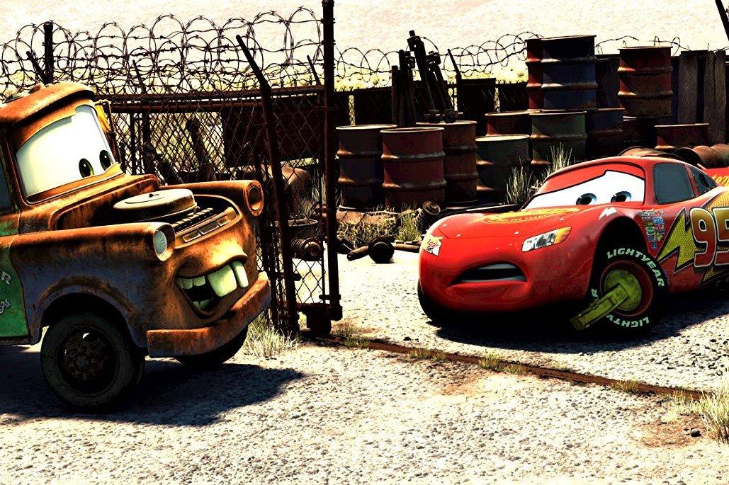 دانلود انیمیشن Cars 2006 با دوبله فارسی
