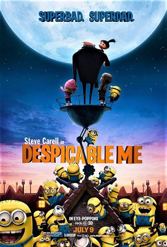 دانلود انیمیشن Despicable Me 1