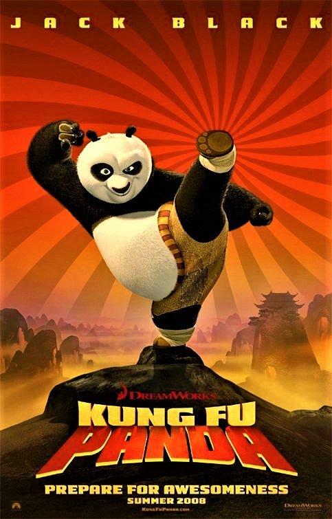 دانلود انیمیشن Kung Fu Panda 2008