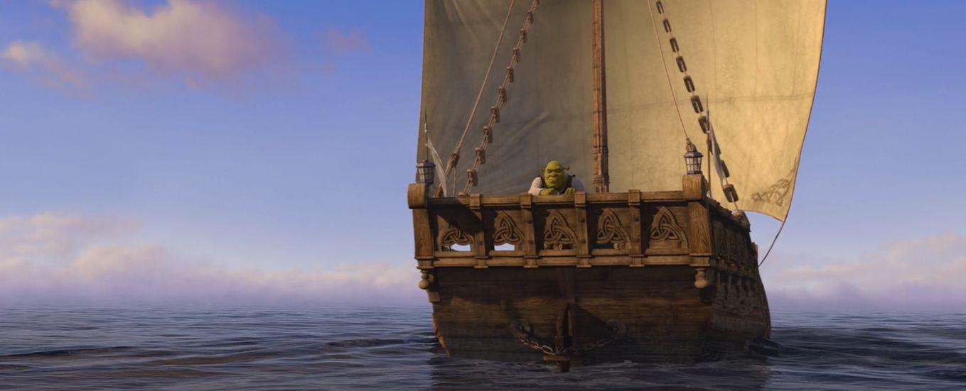 دانلود انیمیشن Shrek the Third 2007 با دوبله فارسی