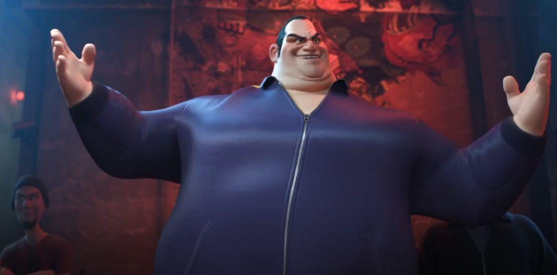 دانلود انیمیشن Big Hero 6 2014