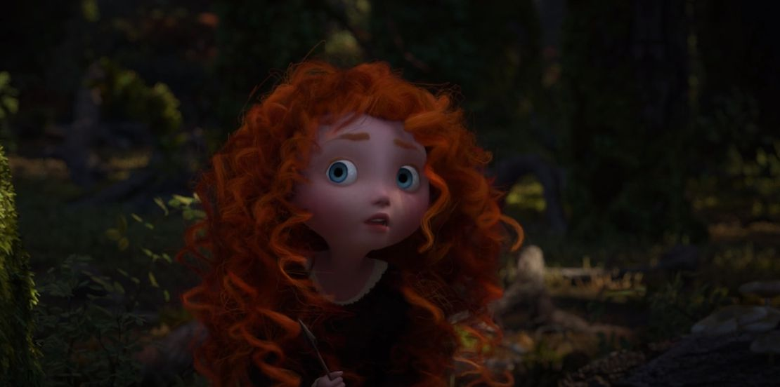 دانلود انیمیشن Brave 2012 با دوبله فارسی