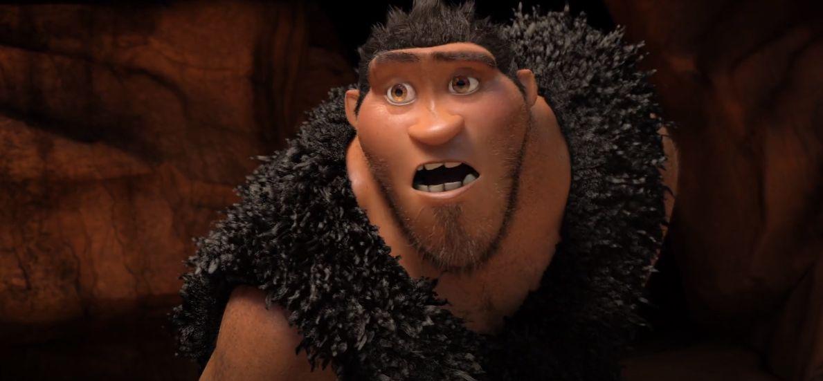 دانلود انیمیشن The Croods 2013