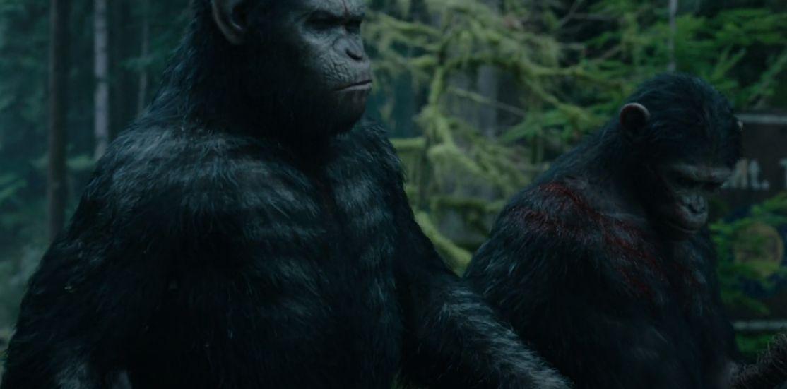 دانلود فیلم Dawn of the Planet of the Apes 2014