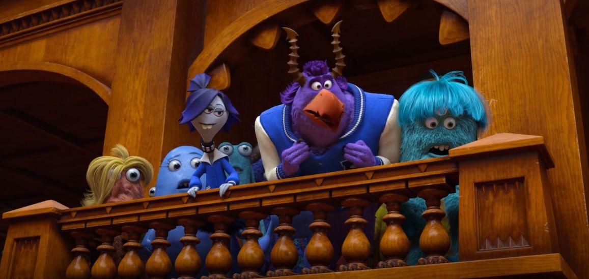 دانلود انیمیشن Monsters University 2013