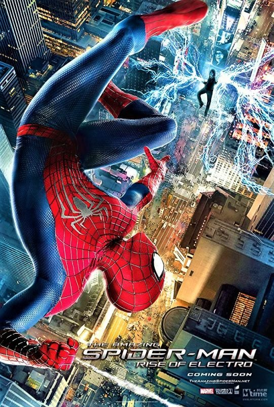 دانلود فیلم The Amazing Spider-Man 2