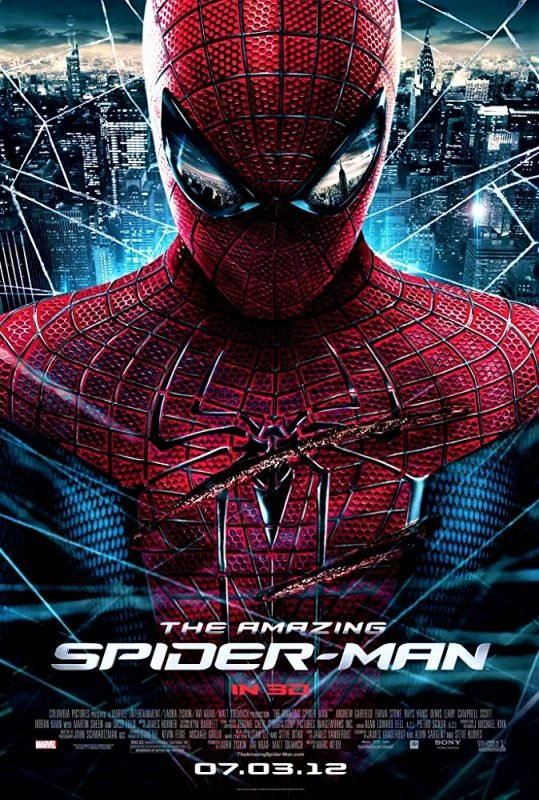 دانلود فیلم The Amazing Spider-Man 1