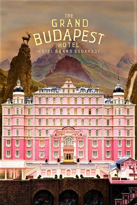 دانلود فیلم The Grand Budapest Hotel 2014