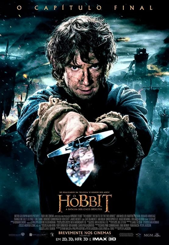 دانلود فیلم The Hobbit: The Battle of the Five Armies