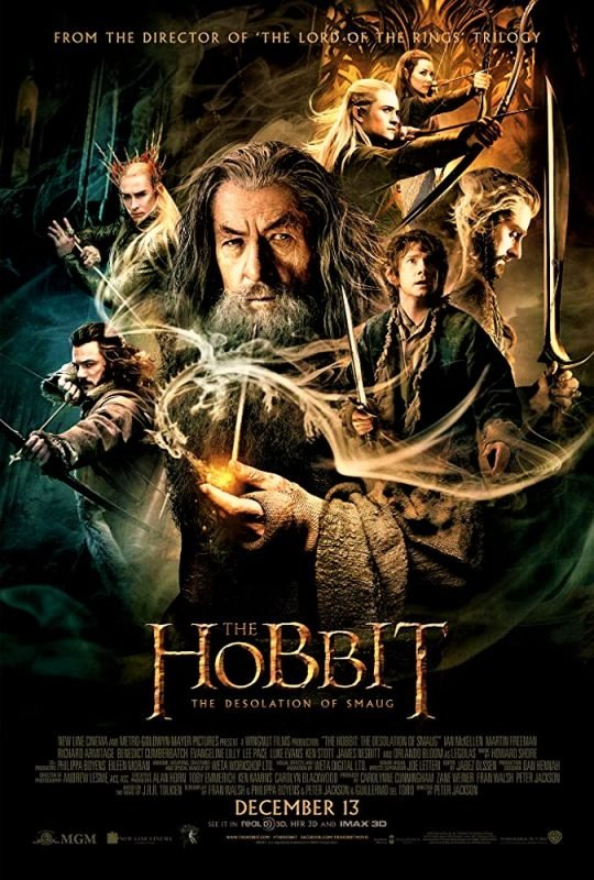 دانلود فیلم The Hobbit: The Desolation of Smaug 2013