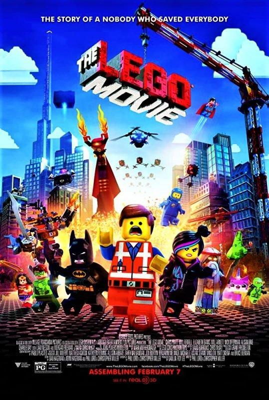 دانلود انیمیشن The Lego Movie 2014