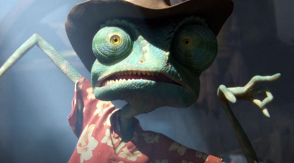 دانلود انیمیشن رنگو Rango 2011 با دوبله فارسی