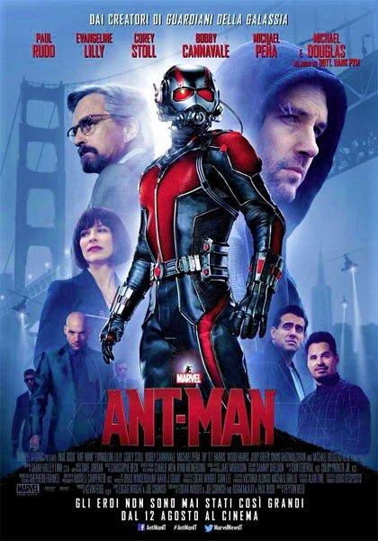 مرد مورچه ای 1