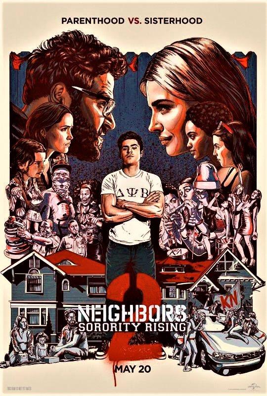 همسایه ها 2