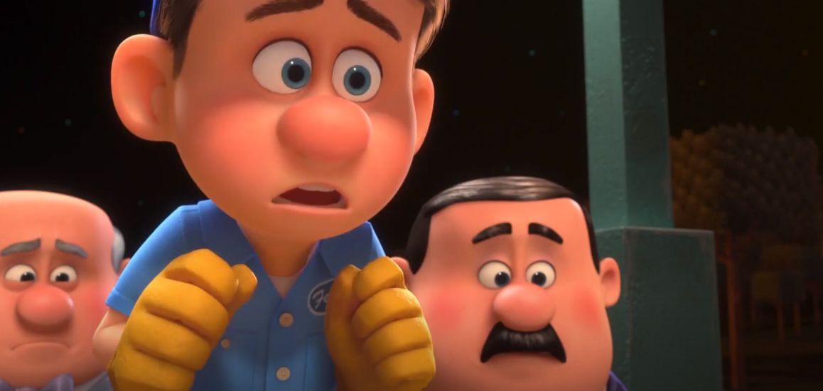 دانلود انیمیشن Wreck it Ralph 2012 با دوبله فارسی