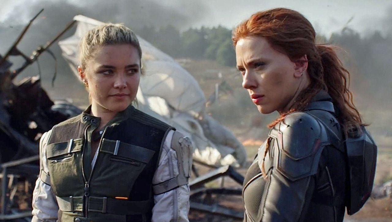 دانلود فیلم Black Widow 2021